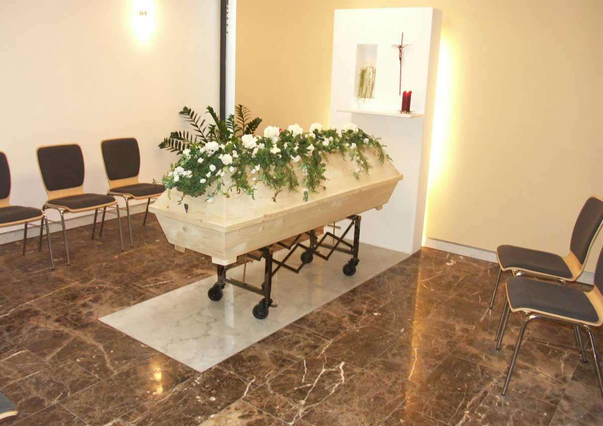 Kremationssarg K1 ohne Aufpreis