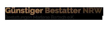 Günstige Bestattung NRW